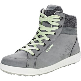Lowa Tortona GTX Mid Cold Weather Boots Women anthracite/jade